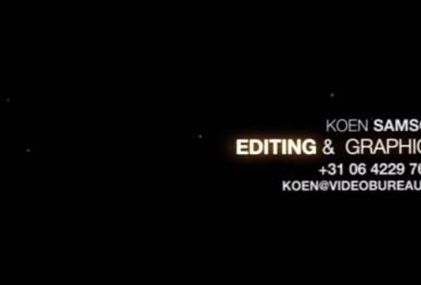 Samson editing en graphics