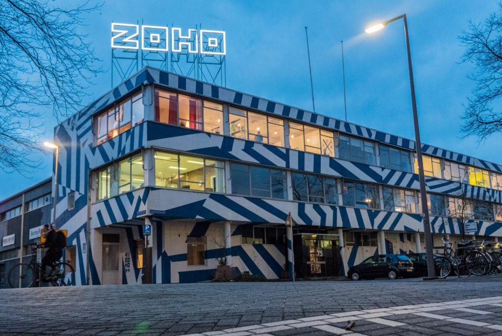 ZOHO Rotterdam Het Videobureau