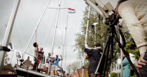Making of Fryske Triomf