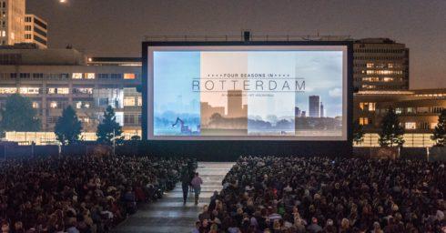 4 seasons in Rotterdam op pleinbios
